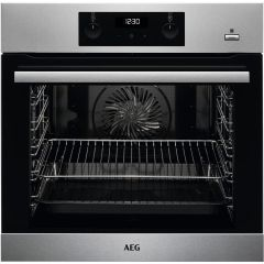 AEG BES355010M  SteamBake Single oven