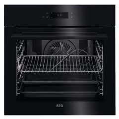 AEG BPK748380B Single oven with Pyrolytic cleaning