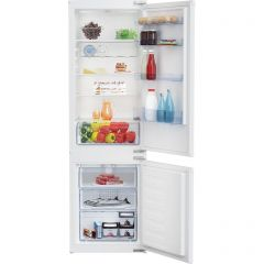 Beko BCFD373 70/30 Split, Frost Free Fridge Freezer