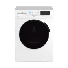Beko WDL742441W 1200 Spin Washer Dryer B Energy Rated / E (New) Tbc, 7Kg Wash + 4Kg Dry, 15 Programm