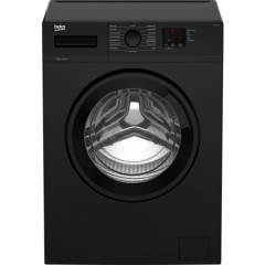 Beko WTK72041B 7Kg 1200 Spin Washing Machine A+++ Energy Rated/ D (New), 15 Programmes, Delay Start,