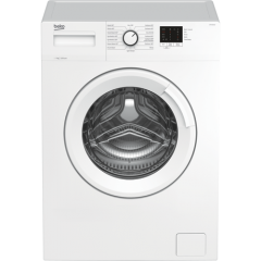 Beko WTK72041W 7Kg 1200 Spin Washing Machine A+++ Energy Rated/ D (New), 15 Programmes, Delay Start,