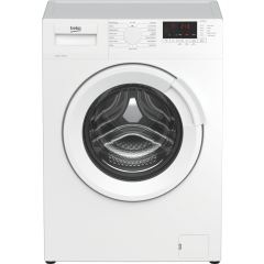 Beko WTL84141W 8Kg 1400 Spin Washing Machine A+++ Energy Rated/ C (New), 15 Programmes, Delay Start,