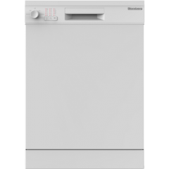 Blomberg LDF30210W Dishwasher A++ Energy Rated/ E (New), 14x Place Settings, 5 Programm