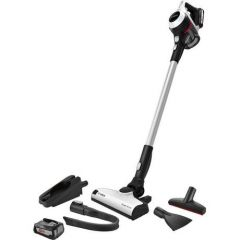 Bosch BCS612GB Cordless Stick Cleaner, Black/White