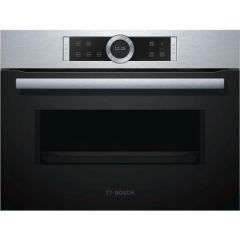 Bosch CFA634GS1B Microwave only, TFT, colour display