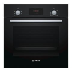 Bosch HHF113BA0B Red display, Hotair oven with 4 functions