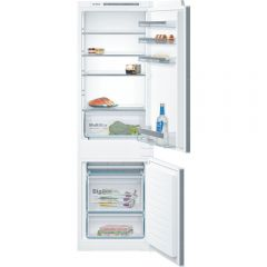 Bosch KIV86VSF0G 177x54 LowFrost bottom freezer, MultiBox, LED, Digital temperature control, 4 glass