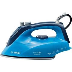 Bosch TDA2670GBEOL Steam Iron, 2400 Watts, 2.5M Cord Length, 0.3L Reservoir Capacity, 30G/Min Steam