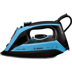 Bosch TDA5073GB TDA5073GB Steam Iron, CeraniumGlissée Ceramic Soleplate, 3100W, 200g Steam Shot, Ste