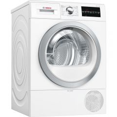 Bosch WTR88T81GB 8kg, Heat Pump Condenser Tumble Dryer