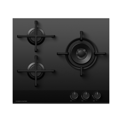 Fisher And Paykel CG603DLPGB4 600mm Gas Hob
