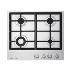 Fisher + Paykel CG604DNGX1 600mm Gas Hob