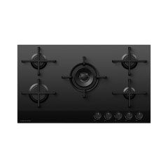 Fisher And Paykel CG905DLPGB4 900mm Wide Gas Hob