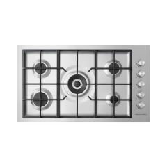Fisher + Paykel CG905DWNGFCX3 900mm Wide Gas Hob