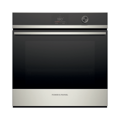 Fisher + Paykel OB60SDPTDX1 Single Oven with Pyrolytic cleaning