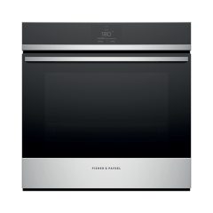 Fisher + Paykel OB60SDPTX1 Single Oven with Pyrolytic cleaning