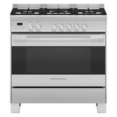 Fisher + Paykel OR90SDG4X1 OR90SDG4X1 900mm Wide Contemporary S/S Single Cavity Oven with Full Width