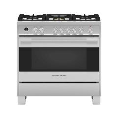Fisher + Paykel OR90SDG6X1 OR90SDG6X1 900mm Wide Contemporary S/S Single Cavity Pyroclean Oven with