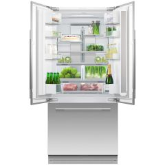 Fisher + Paykel RS80A1 Integrated Fridge Freezer French Door 800Mm