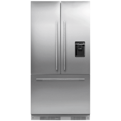 Fisher + Paykel RS90AU1 RS90AU1 900mm Wide American Style Built In - Ice + Water
