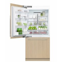 Fisher + Paykel RS9120WLJ1 RS9120WLJ1 906mm Wide Built In Left Hand Hinged Single Fridge Door with D