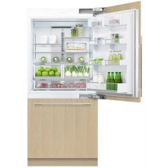 Fisher + Paykel RS9120WRJ1 RS9120WRJ1 906mm Wide Built In Right Hand Hinged Single Fridge Door with