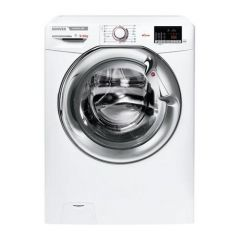 Hoover H3D4965DCE 1500 Spin Washer Dryer Energy Rated, 9kg Wash/ 6kg Dry, 14+3 Programmes, Quick Was
