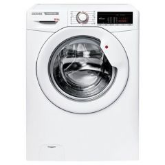 Hoover H3W4105TE 10kg 1500 Spin Washing Machine A+++ Energy Rated, 16 Programmes, Delay Start, Hand