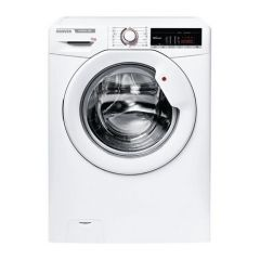 Hoover H3W47TE 7kg 1500 Spin Washing Machine A+++ Energy Rated, 16x Programmes, Delay Start, Hand Wa