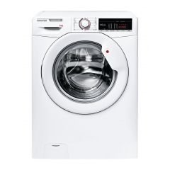 Hoover H3W58TE 094H3W58TE 8kg 1500 Spin Washing Machine A+++ Energy Rated, 16 Programmes, Delay Star