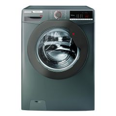 Hoover H3W58TGGE 094H3W58TGGE 8kg 1500 Spin Washing Machine A+++ Energy Rated, 16 Programmes, Delay