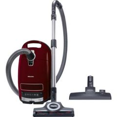 Miele C3CAT&DOG Cyliner Vacuum Cleaner-Red