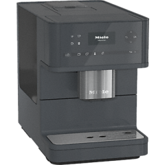 Miele Cm6150 Grey Bean-To-Cup Coffee Machine: Auto Cappuccino And Cafe Latte: One Touch F