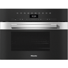 Miele Dgm7440 Steam Oven And Microwave, Directsensor : 40 Litre Capacity, Dualsteam Techn