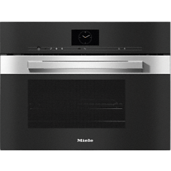 Miele Dgm7640 Steam Oven And Microwave, Mtouch S : 40 Litre Capacity, Dualsteam Technolog