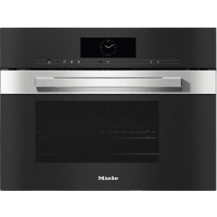 Miele Dgm7840 Steam Oven And Microwave, Mtouch : 40 Litre Capacity, Dualsteam Technology: