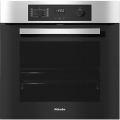 Miele H2265-1BP Pyrolytic Single Oven