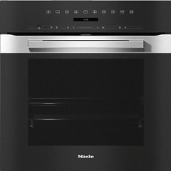 Miele H7264bp 10 Functions, Directsensor S, 76 Litre Capacity, Rapid Heat-Up, Softopen/Cl