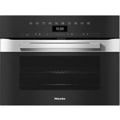 Miele H7440bm 7 Oven + 5 Micro-Combi Functions, Directsensor, 80-1000W Microwave, 43L Cap