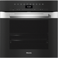 Miele H7464bp 16 Functions, Directsensor, 76 Litre Capacity, Tastecontrol, Rapid Heat-Up,