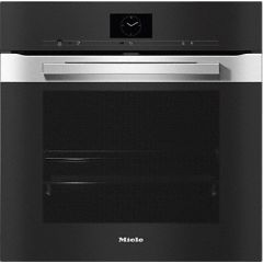 Miele Appliances H7660BP 20 Functions, M Touch S, 76 litre capacity, TasteControl, Rapid heat-up, Pr