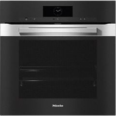 Miele Appliances H7860BP 20 Functions, M Touch S, 76 litre capacity, TasteControl, Rapid heat-up, Pr