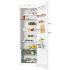 Miele Appliances K28202D white 185x60cm, A++, Dynamic Cooling, LED Lighting - matches FN 28262 side