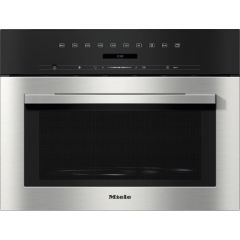 Miele M7140tc Directsensor S At Top, 46 Litre Capacity, 80-900W Microwave, Automatic Prog