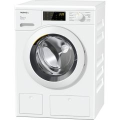 Miele WCD660 TwinDos 8kg Honeycomb drum with pre-ironing, 1400rpm spin, A+++-10%, Extremely quiet (4