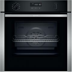 Neff B6ACH7HH0B CircoTherm, 8 functions, electronic, LCD display, 1 ClipRail, Fixed handle