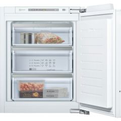 Neff GI1113FE0 72x54 built in freezer, Low Frost, LED light, 3 freezer drawers, fixed hinge