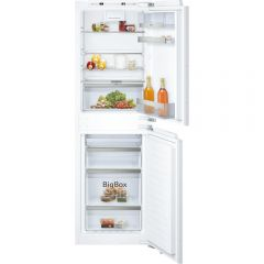 Neff KI7853DE0G 177x54 NoFrost bottom freezer, VarioShelf, FreshSafe 2, easy access shelf, soft clos