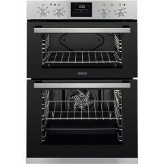 Zanussi ZOA35660XK ZOA35660XK Double Oven A Energy Rated, Fan Oven, Multi Plus Oven , Set & Go Fucti